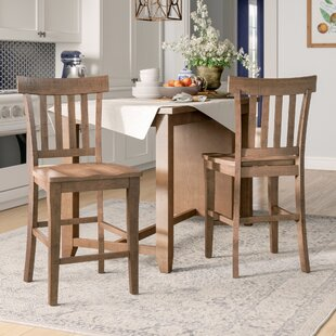 Seneca 24 Counter-Height Stool (Set of 2) Birch Lane™ Heritage
