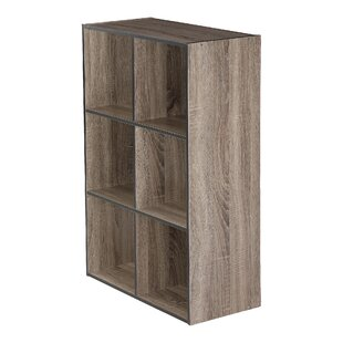 Anzalone Bookcase By Ebern Designs