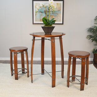Order Mountainside 3 Piece Pub Table Set By Gracie Oaks