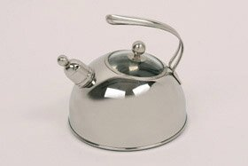 Murano 2.5 L Stainless Steel Whistling Stove Top Kettle Kelo