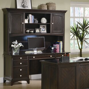 Wildon Home ® Evant Executive Desk