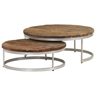 Hounslow 2 Piece Coffee Table Set by 17 Stories