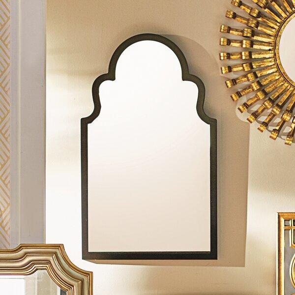 Arch Wall Mirror willa arlo interiors fifi contemporary arch wall mirror & reviews