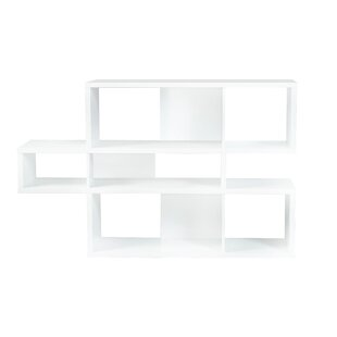 Find the perfect Twomey Composition Cube Unit Bookcase By Latitude Run