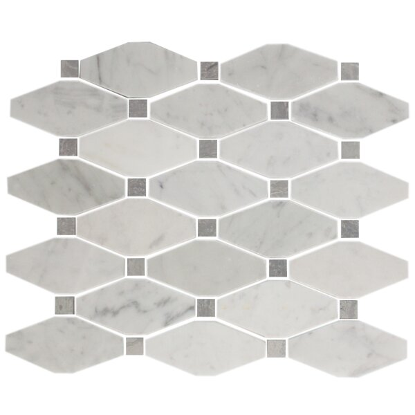 White Octagon Tile Wayfair