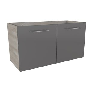 Lima 80cm Wall Mounted Vanity Unit Base By Fackelmann