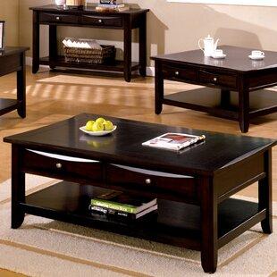 Latitude Run Steer 2 Piece Coffee Table Set
