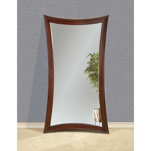Wood Leaner Mirror Wayfair