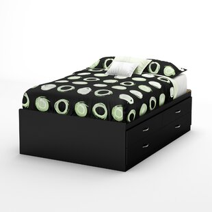 Find a Step One Full/Double Storage Platform Bed by South Shore Reviews (2019) & Buyer's Guide