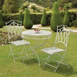Abbas Cast Iron Bistro Set