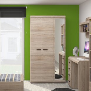 Liberia 2 Door Wardrobe By Selsey Living