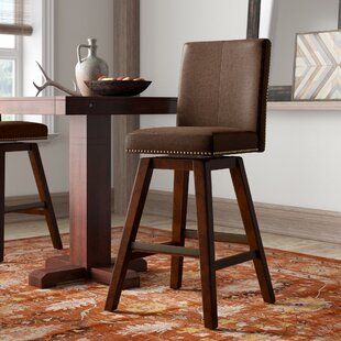 Looking for Chromite 30.75 Swivel Bar Stool by Loon Peak Reviews (2019) & Buyer's Guide