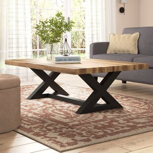 Vivier Coffee Table by Laurel Foundry Modern Farmhouse