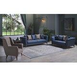 Rodrigez 2 Piece Living Room Set by Corrigan Studio®