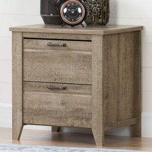 Great Price Lionel 2 Drawer Nightstand By South Shore