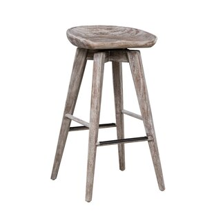 Manzer 29 Swivel Bar Stool