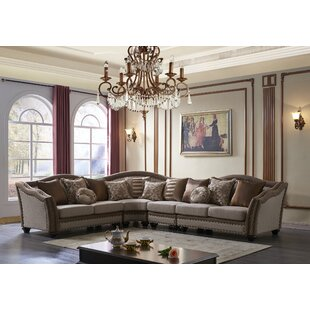 Darby Home Co Genebern Reversible Modular Sectional