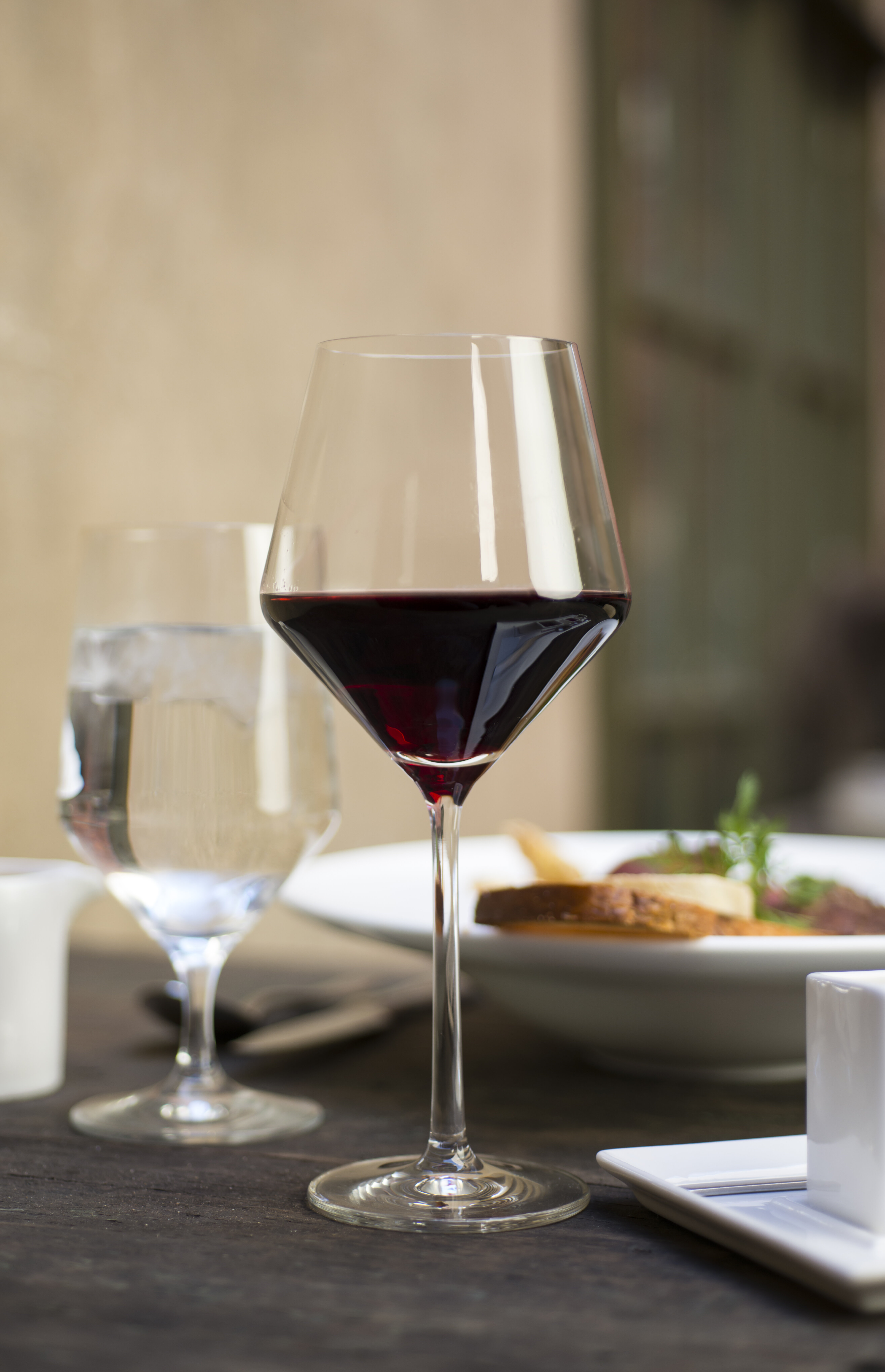 Pure 23 Oz Crystal Red Wine Glass Reviews Joss Main