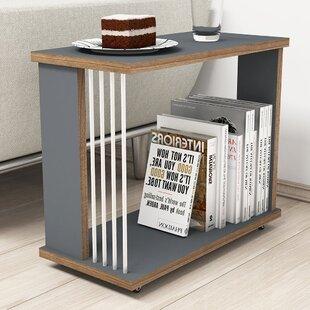 Gebhart Modern End Table by Ebern Designs