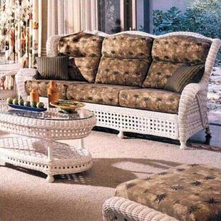 4100 Windsong Sofa by South Sea Rattan