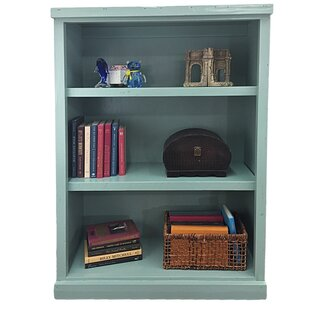 Where buy  Alemany Standard Bookcase by Rosecliff Heights
