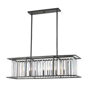 17 Stories Chelvey 6-Light Kitchen Island Pendant