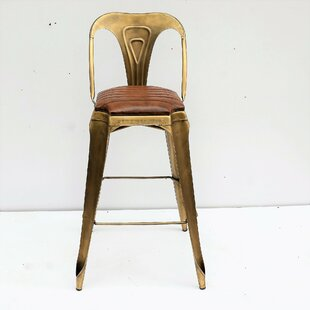 Online Reviews Watchet 41 Bar Stool by Williston Forge Reviews (2019) & Buyer's Guide