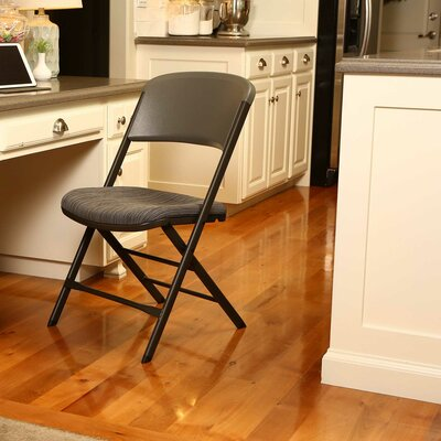Commercial Fabric Padded Folding Chair Lifetime