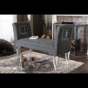 Mercer41 Kaplan Upholstered Bench