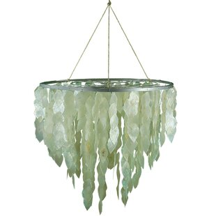 Highland Dunes GrangeoverSands Cocotusk Novelty Chandelier