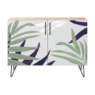 Seabrook 2 Door Accent Cabinet by Bay Isle Home
