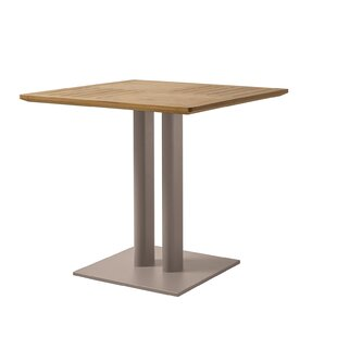 Brayden Studio Rickie Aluminum Bistro Table