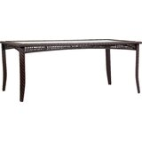 Sottile  Glass  Dining Table