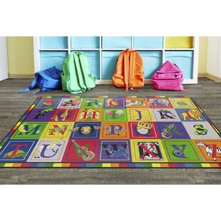 Read Reviews ABC Blocks Floor Mat By Flagship Carpets