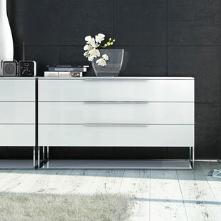 Rania 3 Drawer Dresser