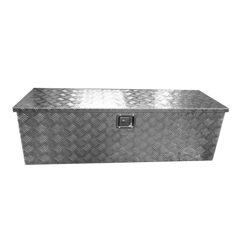 WFX Utility™ Boîte de rangement pour camion à plat avec rangement pour véhicule de camionnette ...