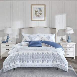 Sanibel 5 Piece Duvet Cover Set
