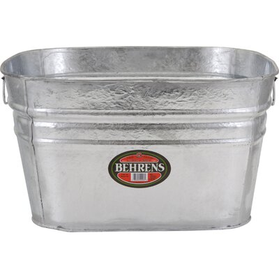Hot Dipped Square Tub Behrens
