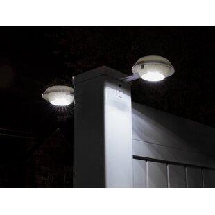 White Solar Powered Maintenance Free Night Sensor Self Luminous Sidewalk Commercial Area Road Stud Light Roadway Safety