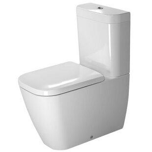 Duravit Happy D. 1.6 GPF Elongated Toilet..