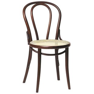 Malik Gallery Collection Wood Solid Wood Dining Chair