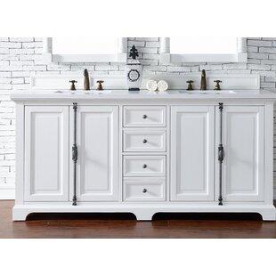 Ogallala 72 Double Bathroom Vanity Set by Greyleigh