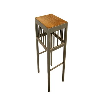 Goshorn End Table by August Grove