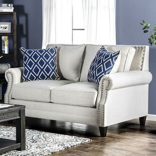 Shop Holladay Loveseat by Darby Home Co