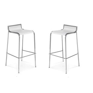Rodden Modern Bar Stool (Set of 2) by Orren Ellis