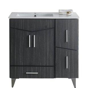 Mascher 36 Single Bathroom Vanity Set by Orren Ellis