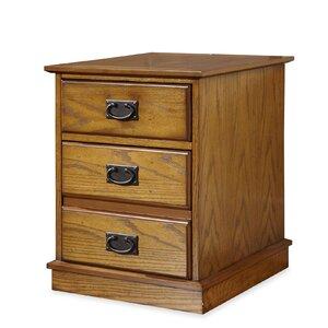 Senda 3-Drawer Mobile Vertical filing cabinet