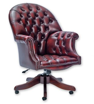 Siegert Leather Executive Chair