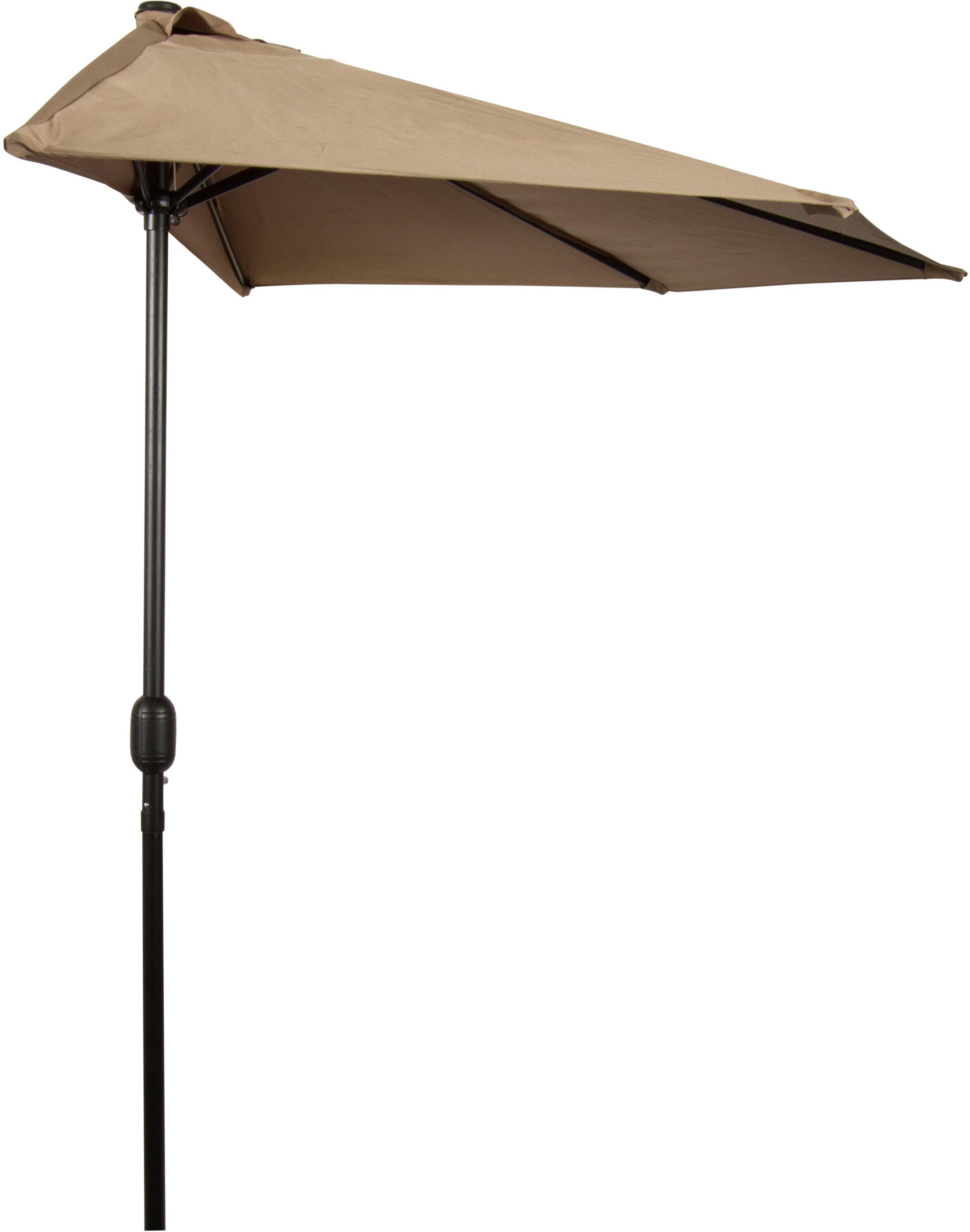 Braham 9 Half Market Umbrella