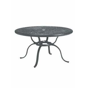 Online Purchase Cast Aluminum Dining Table Best Price